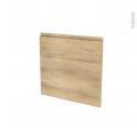 Façades de cuisine - Porte N°16 - IPOMA Chêne naturel - L60 x H57 cm