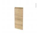 IPOMA Chêne Naturel - porte N°18 - L30xH70