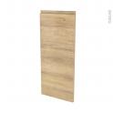 Façades de cuisine - Porte N°23 - IPOMA Chêne naturel - L40 x H92 cm