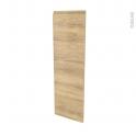 Façades de cuisine - Porte N°26 - IPOMA Chêne naturel - L40 x H125 cm
