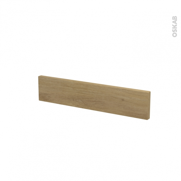 Bandeau four N°37 - IPOMA Chêne naturel - L60 x H13 cm