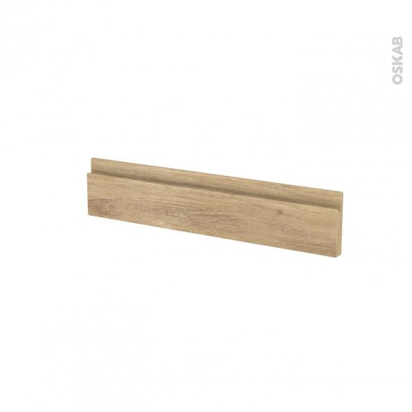 Façades de cuisine - Face tiroir N°3 - IPOMA Chêne naturel - L60 x H13 cm