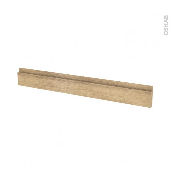 IPOMA Chêne Naturel - face tiroir N°43 - L100xH13
