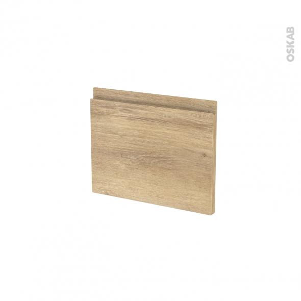 Façades de cuisine - Face tiroir N°6 - IPOMA Chêne naturel - L40 x H31 cm