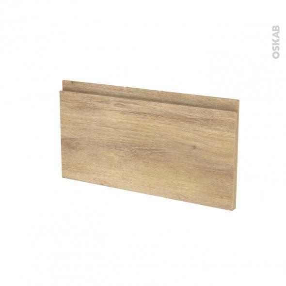 Façades de cuisine - Face tiroir N°8 - IPOMA Chêne naturel - L60 x H31 cm