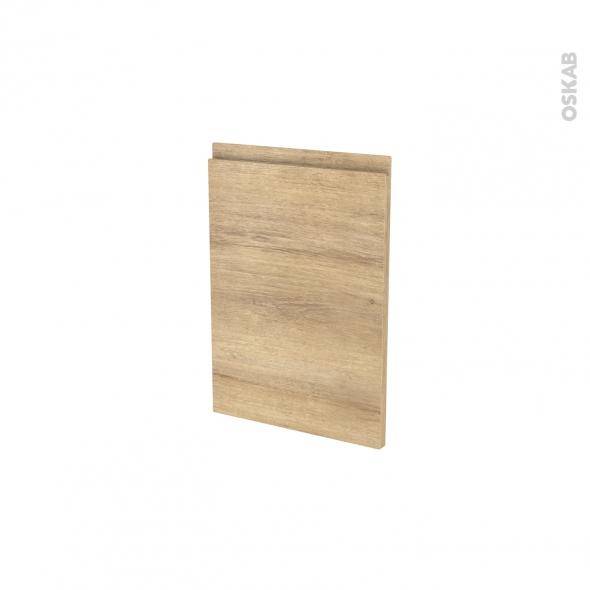 Façades de cuisine - Porte N°14 - IPOMA Chêne naturel - L40 x H57 cm