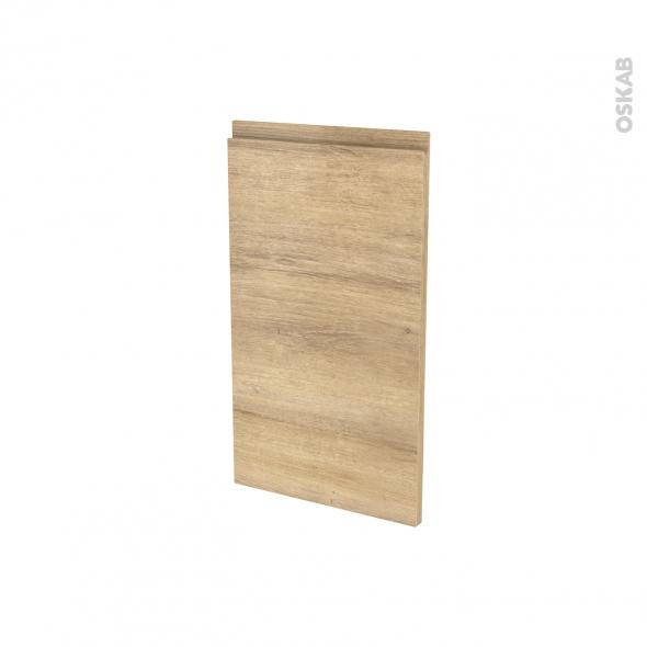 Façades de cuisine - Porte N°85 angle - IPOMA Chêne naturel - L40 x H70 cm