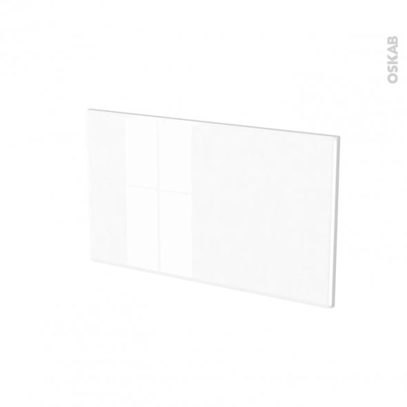 IRIS Blanc - face tiroir N°10 - L60xH35