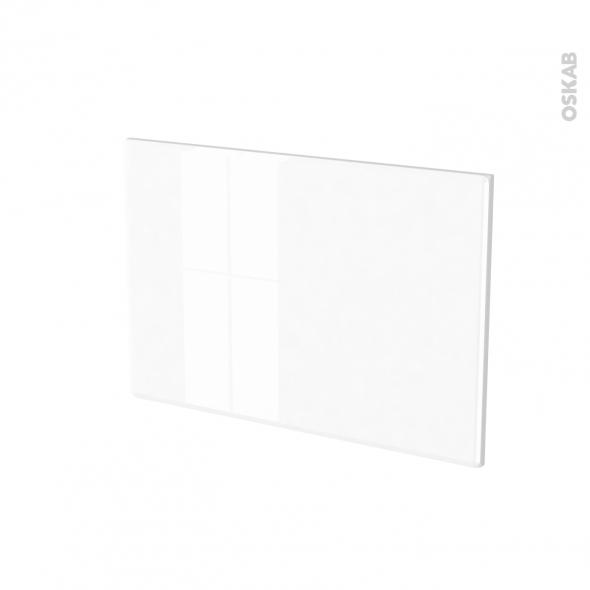 Façades de cuisine - Porte N°13 - IRIS Blanc - L60 x H41 cm
