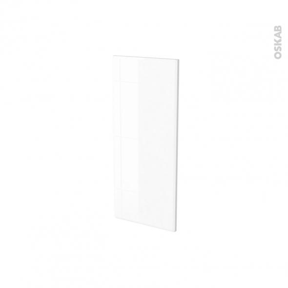 Façades de cuisine - Porte N°18 - IRIS Blanc - L30 x H70 cm