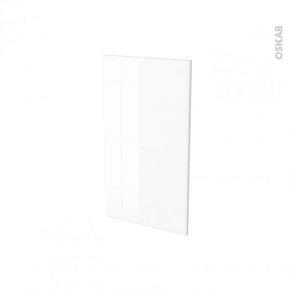 Façades de cuisine - Porte N°19 - IRIS Blanc - L40 x H70 cm