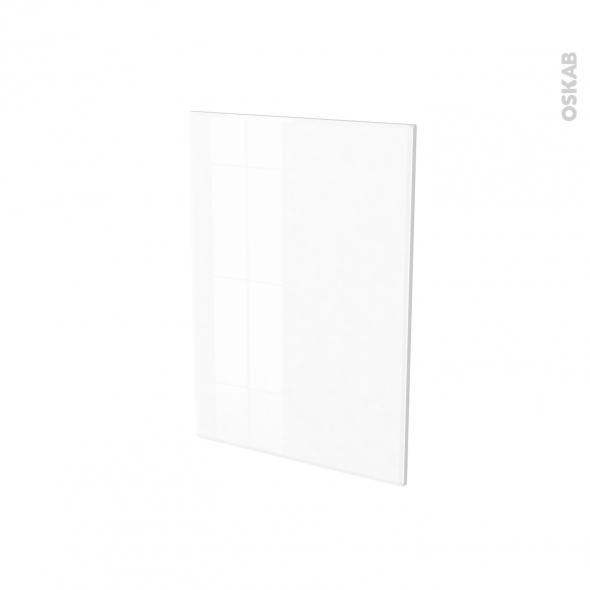 Façades de cuisine - Porte N°20 - IRIS Blanc - L50 x H70 cm