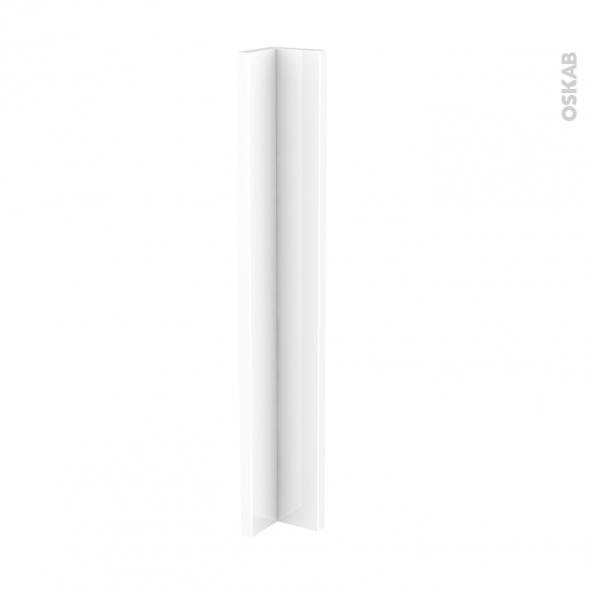 Renvoi d'angle de cuisine - N°36 - IRIS Blanc