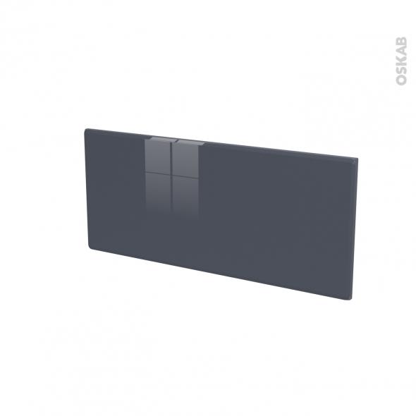 IRIS Bleu Gris - face tiroir N°11 - L80xH35