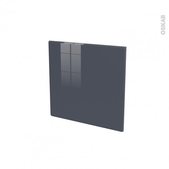 IRIS Bleu Gris - porte N°16 - L60xH57