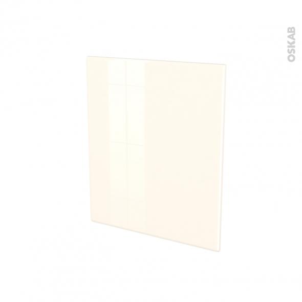 IRIS Ivoire - Porte N°21 - Lave vaisselle full intégrable - L60xH70
