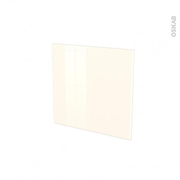 IRIS Ivoire - Porte N°16 - Lave vaisselle intégrable - L60xH57