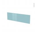Façades de cuisine - Face tiroir N°39 - KERIA Bleu - L80 x H25 cm
