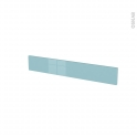 KERIA Bleu - face tiroir N°42 - L80xH13