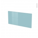 Façades de cuisine - Face tiroir N°8 - KERIA Bleu - L60 x H31 cm