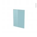 KERIA Bleu - porte N°14 - L40xH57