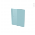Façades de cuisine - Porte N°15 - KERIA Bleu - L50 x H57 cm