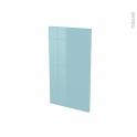 KERIA Bleu - porte N°19 - L40xH70