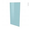 Façades de cuisine - Porte N°27 - KERIA Bleu - L60 x H125 cm