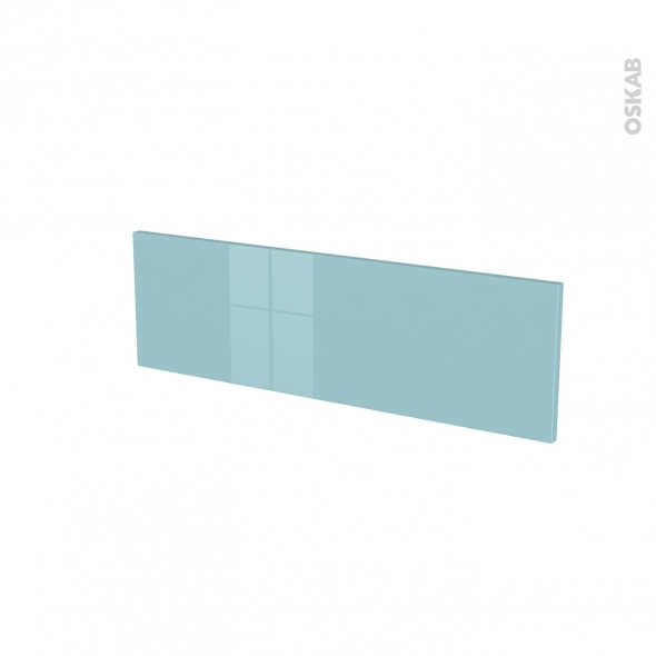 KERIA Bleu - face tiroir N°39 - L80xH25