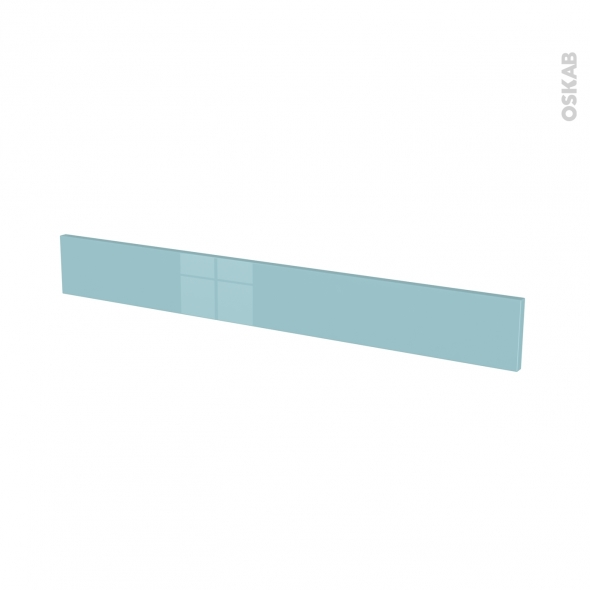 KERIA Bleu - face tiroir N°43 - L100xH13