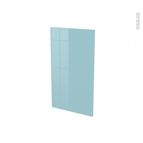 Façades de cuisine - Porte N°19 - KERIA Bleu - L40 x H70 cm