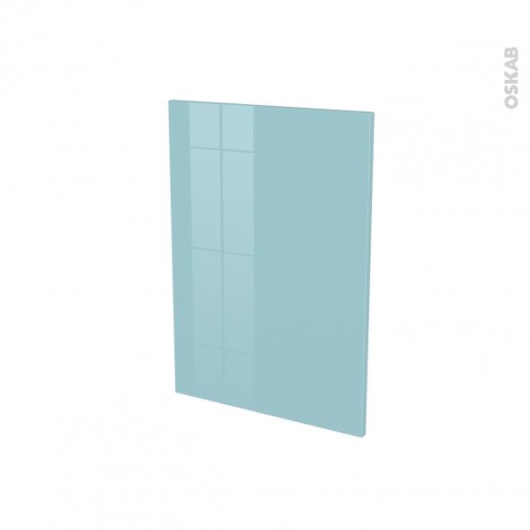Façades de cuisine - Porte N°20 - KERIA Bleu - L50 x H70 cm