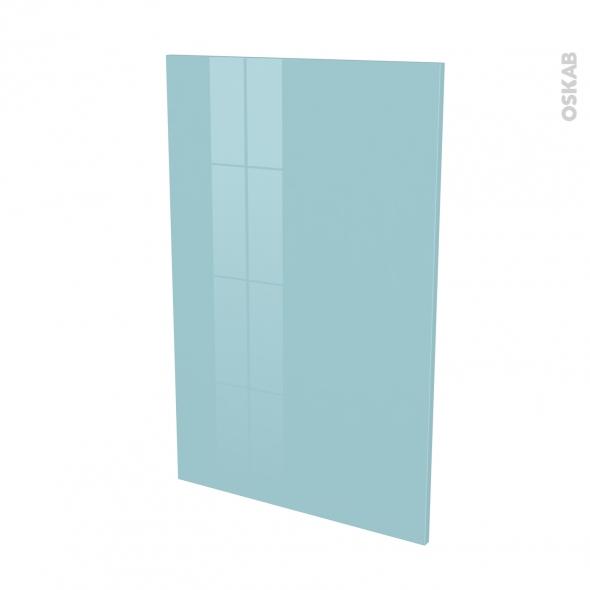 Façades de cuisine - Porte N°24 - KERIA Bleu - L60 x H92 cm