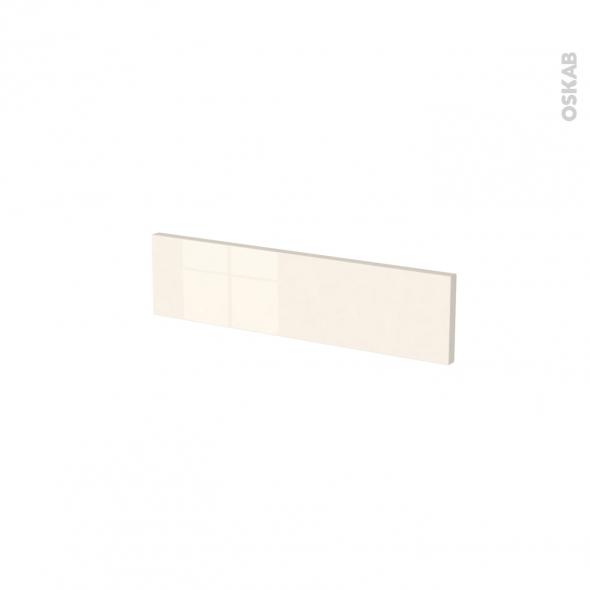 Façades de cuisine - Face tiroir N°2 - KERIA Ivoire - L50 x H13 cm