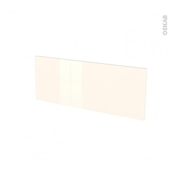 Façades de cuisine - Face tiroir N°38 - KERIA Ivoire - L80 x H31 cm