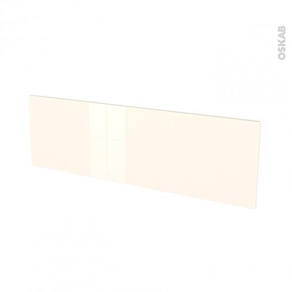 Façades de cuisine - Face tiroir N°40 - KERIA Ivoire - L100 x H31 cm