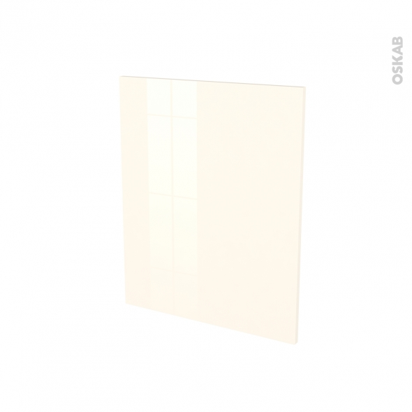 KERIA Ivoire - Rénovation 18 - joue N°78 - Avec sachet de fixation - L60 x H70 Ep.1.2 cm