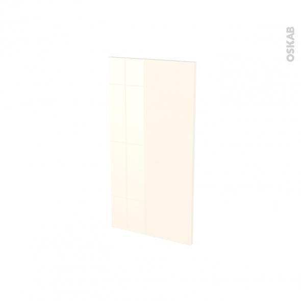 Finition cuisine - Joue N°30 - KERIA Ivoire - A redécouper - L37 x H41 cm
