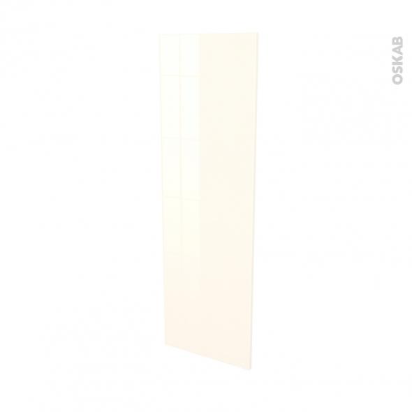 Façades de cuisine - Porte N°26 - KERIA Ivoire - L40 x H125 cm