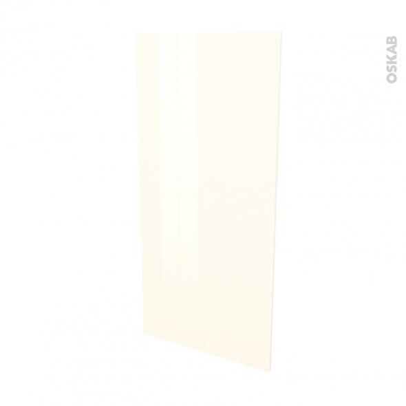 Façades de cuisine - Porte N°27 - KERIA Ivoire - L60 x H125 cm
