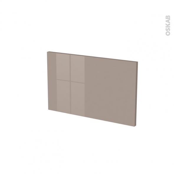Façades de cuisine - Face tiroir N°7 - KERIA Moka - L50 x H31 cm