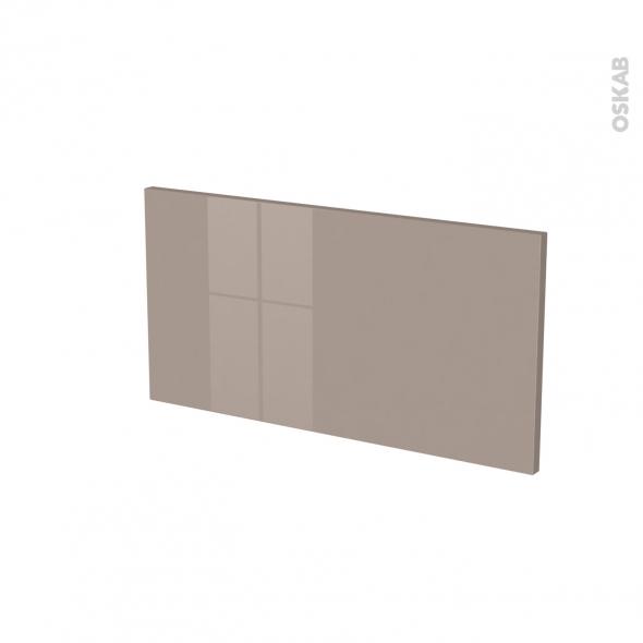 Façades de cuisine - Face tiroir N°8 - KERIA Moka - L60 x H31 cm