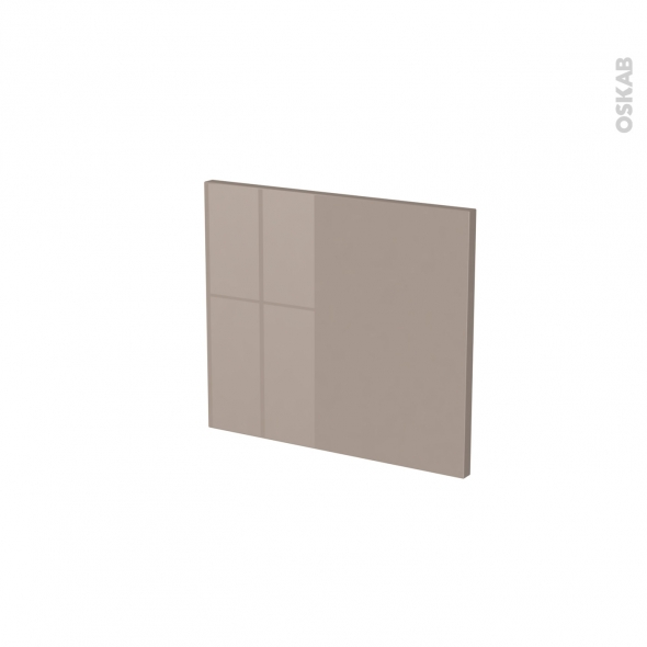 Façades de cuisine - Face tiroir N°9 - KERIA Moka - L40 x H35 cm