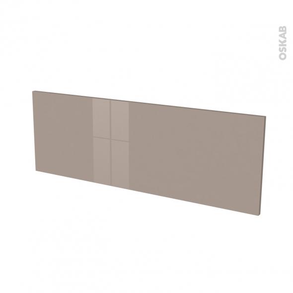 Façades de cuisine - Porte N°12 - KERIA Moka - L100 x H35 cm