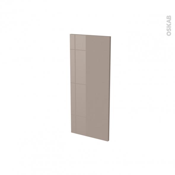 Façades de cuisine - Porte N°18 - KERIA Moka - L30 x H70 cm