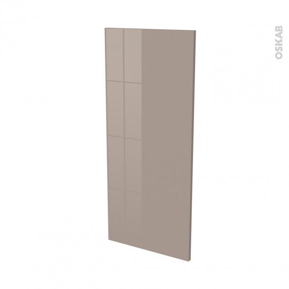 Façades de cuisine - Porte N°23 - KERIA Moka - L40 x H92 cm
