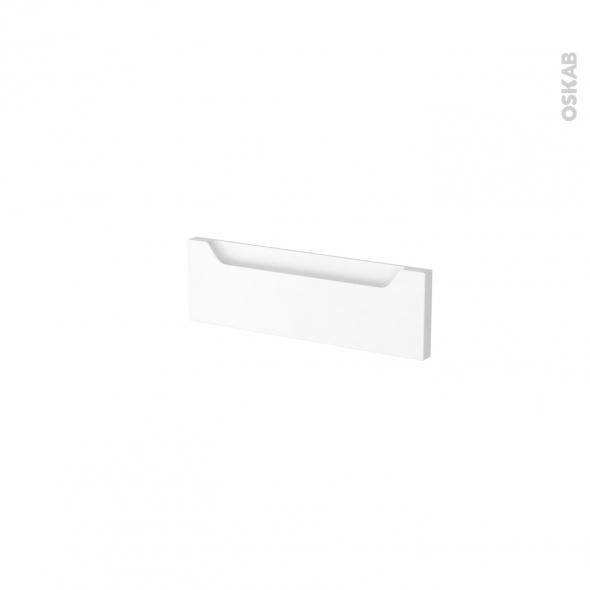 PIMA Blanc - face tiroir N°1 - L40xH13