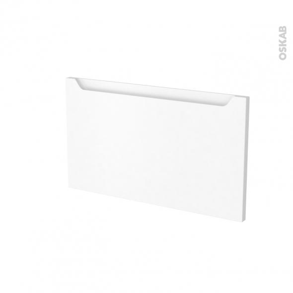 PIMA Blanc - face tiroir N°10 - L60xH35