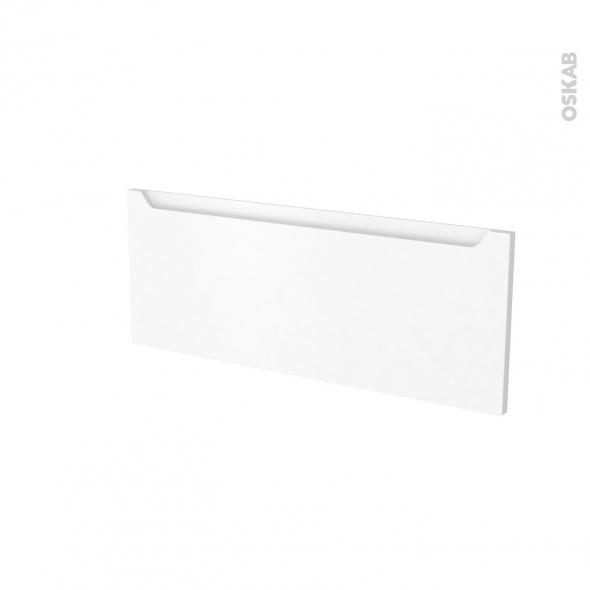 PIMA Blanc - face tiroir N°38 - L80xH31