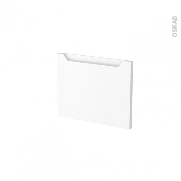 PIMA Blanc - face tiroir N°6 - L40xH31